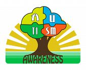 picture of aspergers  - Autism Awareness T - JPG
