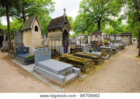 Cemetery Pere Lachaise