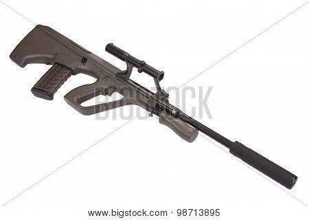 Bullpup Assault Rifle