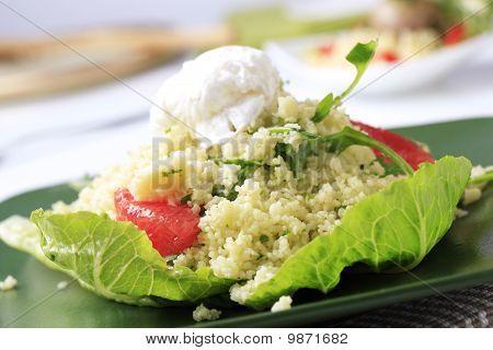 Couscous Appetizer