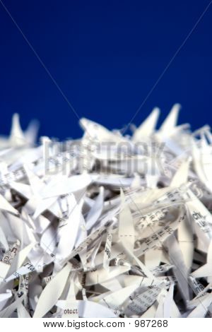 Shredded Paper 1