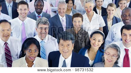 Diverse Business People Successful Corporate Concept