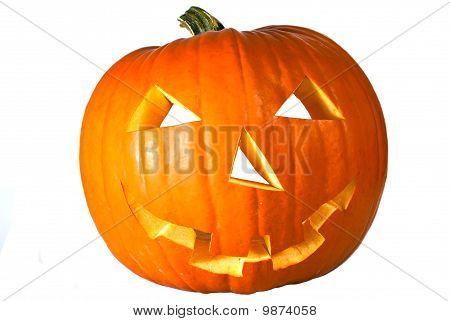 Halloween Pumpkin Across