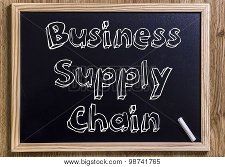 Business Supply Chain