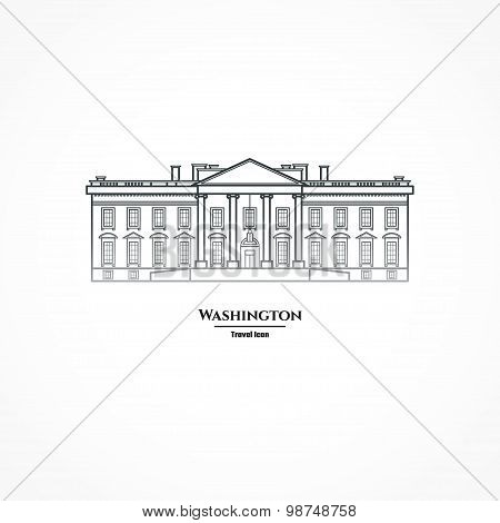 LineIconCountryWashington1