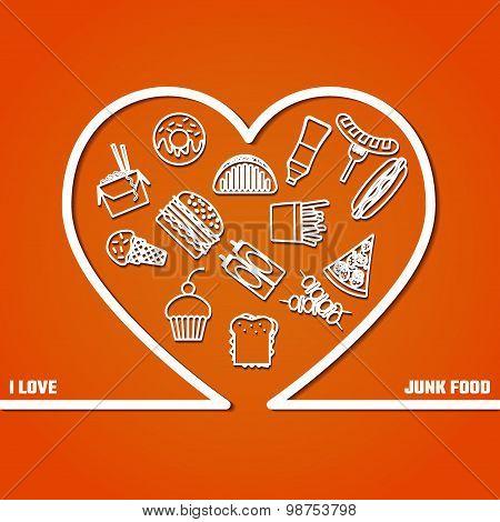 Junk foodOutline1