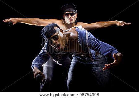 Hip Hop Rap Group