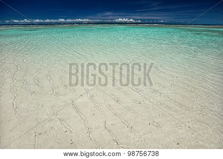 Superb Beach With Clear Water
