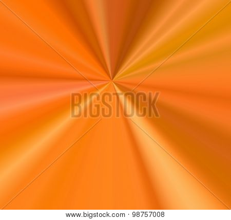 summer background with orange & yellow hot colors