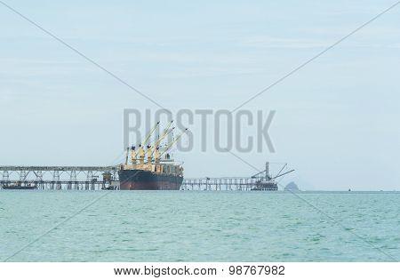 Ore Boat Harbor