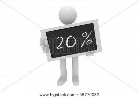 Twenty Percent