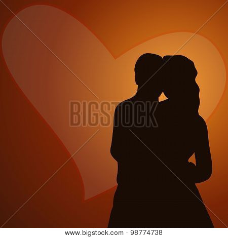 Silhouette Couples