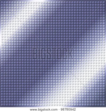 Purple Emboss Metallic Circle Background