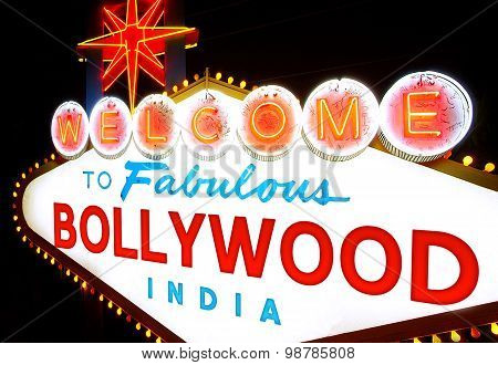 Welcome to Bollywood