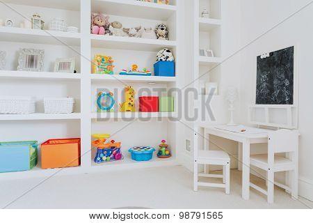 Light Room For Children