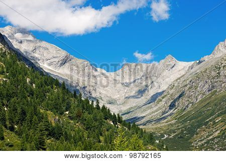 National Park Of Adamello Brenta - Italy
