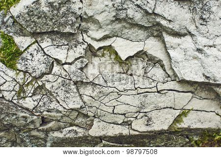 Rough Stone Surface.