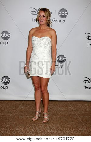 LOS ANGELES - AUGUST 1:  Andrea Anders arrive(s) at the 2010 ABC Summer Press Tour Party at Beverly Hilton Hotel on August 1, 2010 in Beverly Hills, CA...