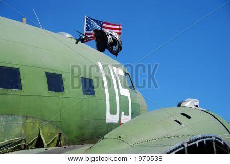 Classic Douglas Airplane