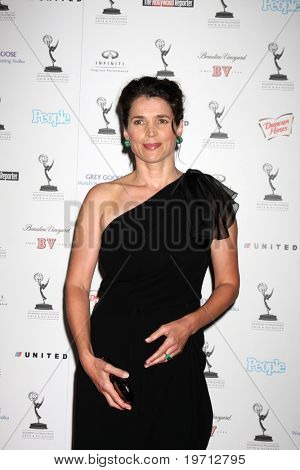 LOS ANGELES - AUG 27:  Julia Ormond arrives at the 62nd Primetime Emmy Awards Performers Nominee Reception at Spectra - Pacific Design Center on August 27, 2010 in Los Angeles, CA