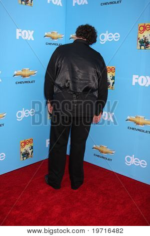 LOS ANGELES - SEP 7:  Dot Marie Jones arrives at the GLEE Premiere Screening & Party - Season 2 at Paramount Studios  on September 7, 2010 in Los Angeles, CA