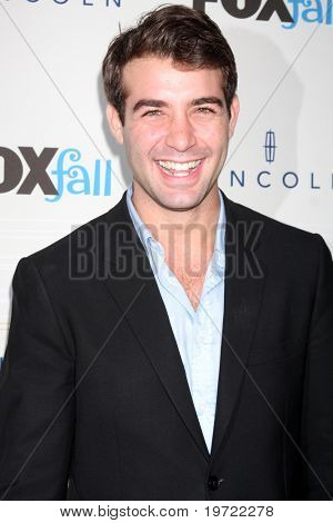 LOS ANGELES - SEP 13:  James Wolk arrives at the Fox Fall Eco-Casino Party 2010 at BOA  on September 13, 2010 in W Los Angeles, CA