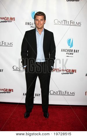 LOS ANGELES - SEP 29:  Jeff Branson arrives at the
