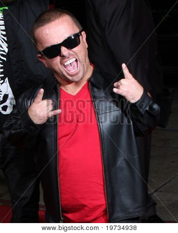 LOS ANGELES - OCT 13:  Jason Acuna aka Wee Man arrives  at the