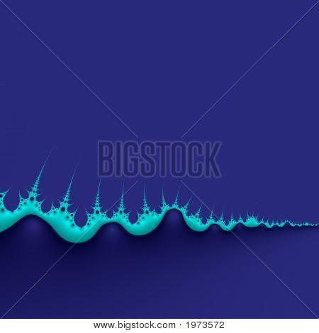 Ocean Waves Fractal