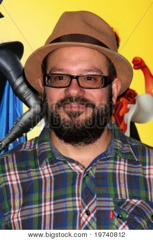 LOS ANGELES - OCT 30:  David Cross arrives at the
