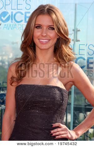 LOS ANGELES - NOV 9:  Audrina Patridge at the 2011 People's Choice Awards - Nominations Announcement at The London Hollywood on November 9, 2010 in W. Hollywood, CA