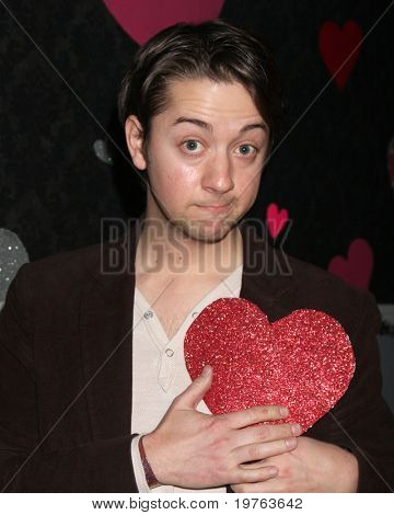 LOS ANGELES - DEC 17:  Bradford Anderson on set during the making of the movie