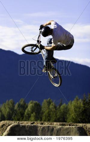 Bmx Bike Jump