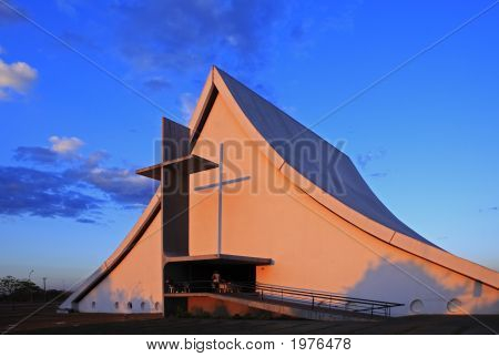 Church In Brasilia