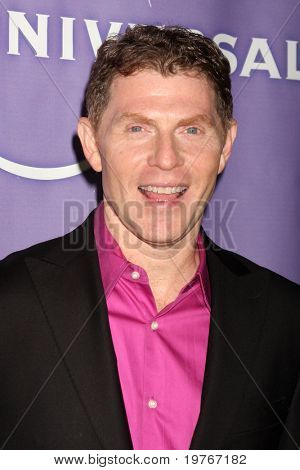 PASADENA, CA - JAN 13: Bobby Flay at the NBC TCA Winter 2011 Party at Langham Huntington Hotel on January 13, 2010 in Pasadena, CA