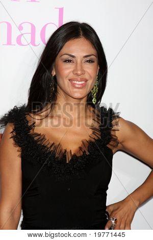 LOS ANGELES - JAN 18:  Carla Ortiz arrives at