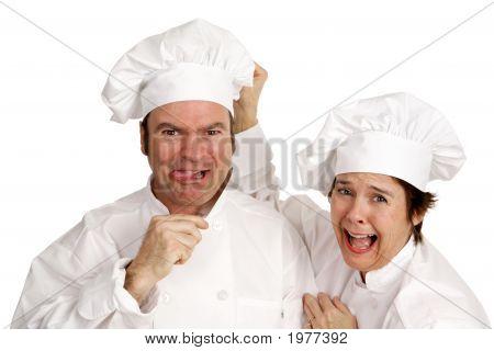 Suicidal Chef