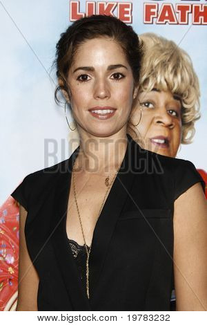 LOS ANGELES - FEB 10:  Ana Ortiz arrives at the