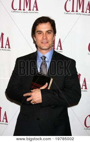 LOS ANGELES - FEB 20:  Rick Hearst arrives at the 2011 Catholics in Media Associates Award Brunch  at Beverly HIlls Hotel on February 20, 2011 in Beverly Hills, CA