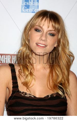 LOS ANGELES - FEB 20:  Brit Morgan arrives at the 24 Hour Hollywood Rush at Ebell Theater on February 20, 2011 in Los Angeles, CA