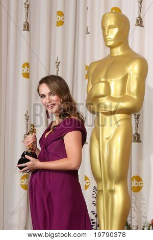 LOS ANGELES -  27:  Natalie Portman in the Press Room at the 83rd Academy Awards at Kodak Theater, Hollywood & Highland on February 27, 2011 in Los Angeles, CA