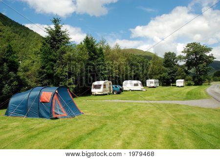 Caravan Site