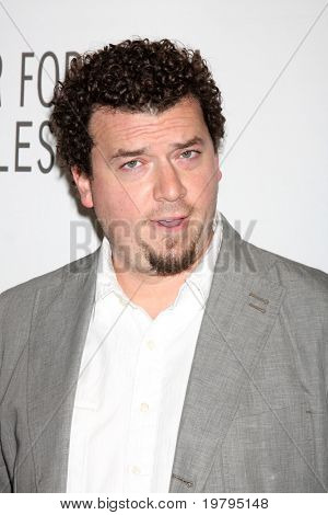 LOS ANGELES - MARCH 10: Danny McBride arrives at the