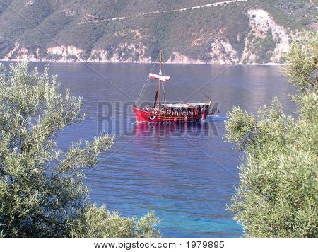 Odysseus Returning Home