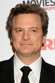 LOS ANGELES - FEB 7:  Colin Firth arrives at the 2011 AARP