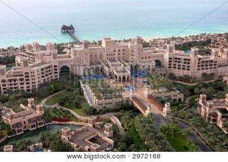 Al Qasr Palace In Jumeirah
