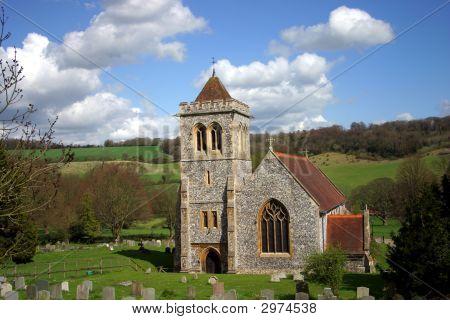 Hughenden Church