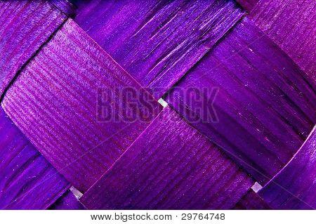 Purple Wooden Chessboard
