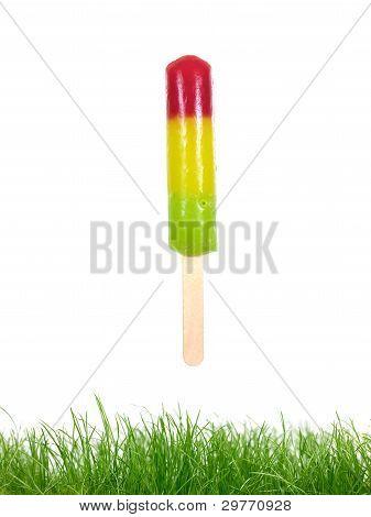 Icey Pole