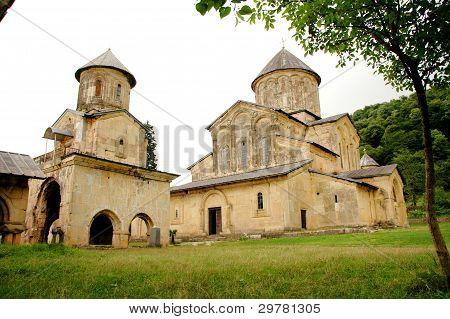 Gelati old orthodox monastery near Kutaisi, Georgia